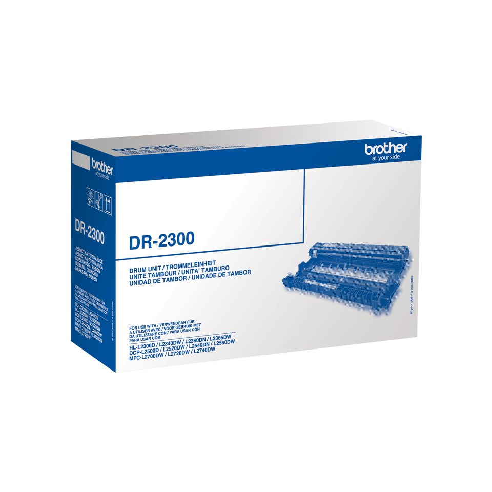 Originalna enota bobna DR-2300 2