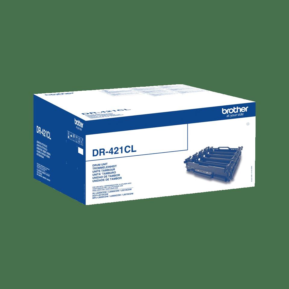 Originalna enota bobna Brother DR-421CL - paket 2