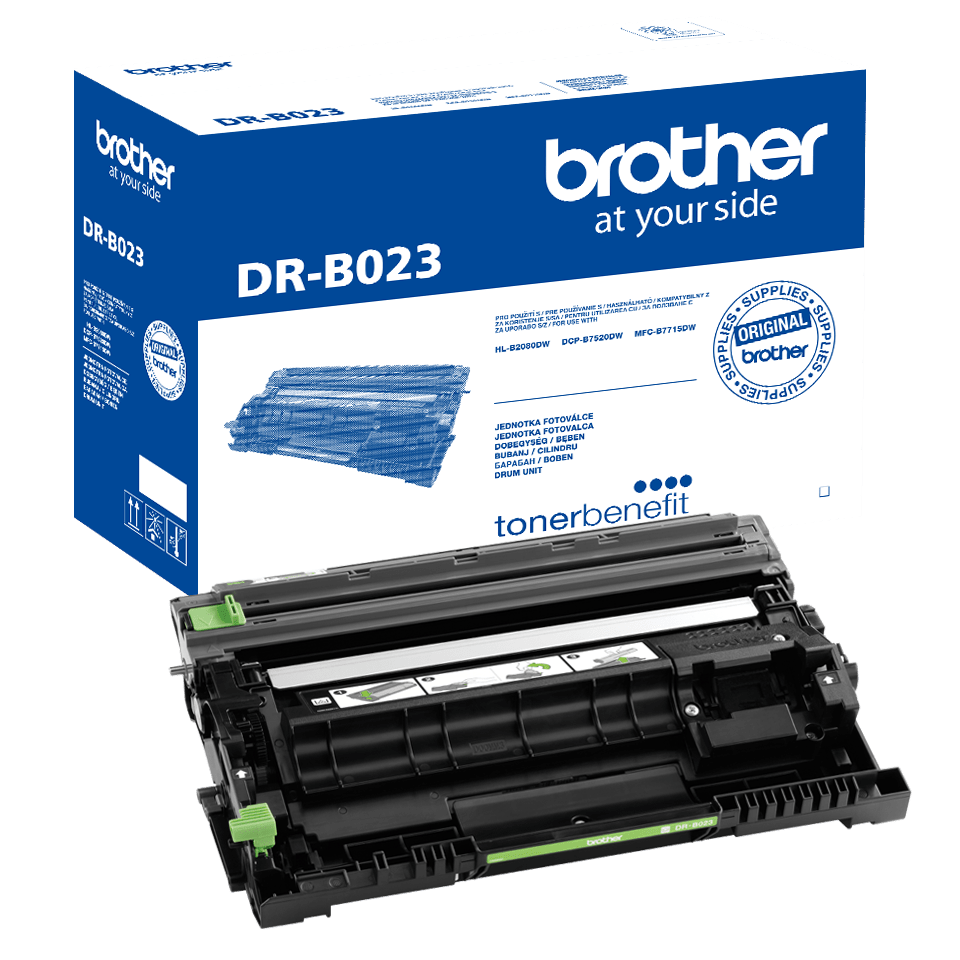 Originalna enota bobna Brother DR-B023CL