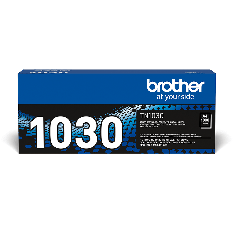 Originalen toner Brother TN-1030 – črn