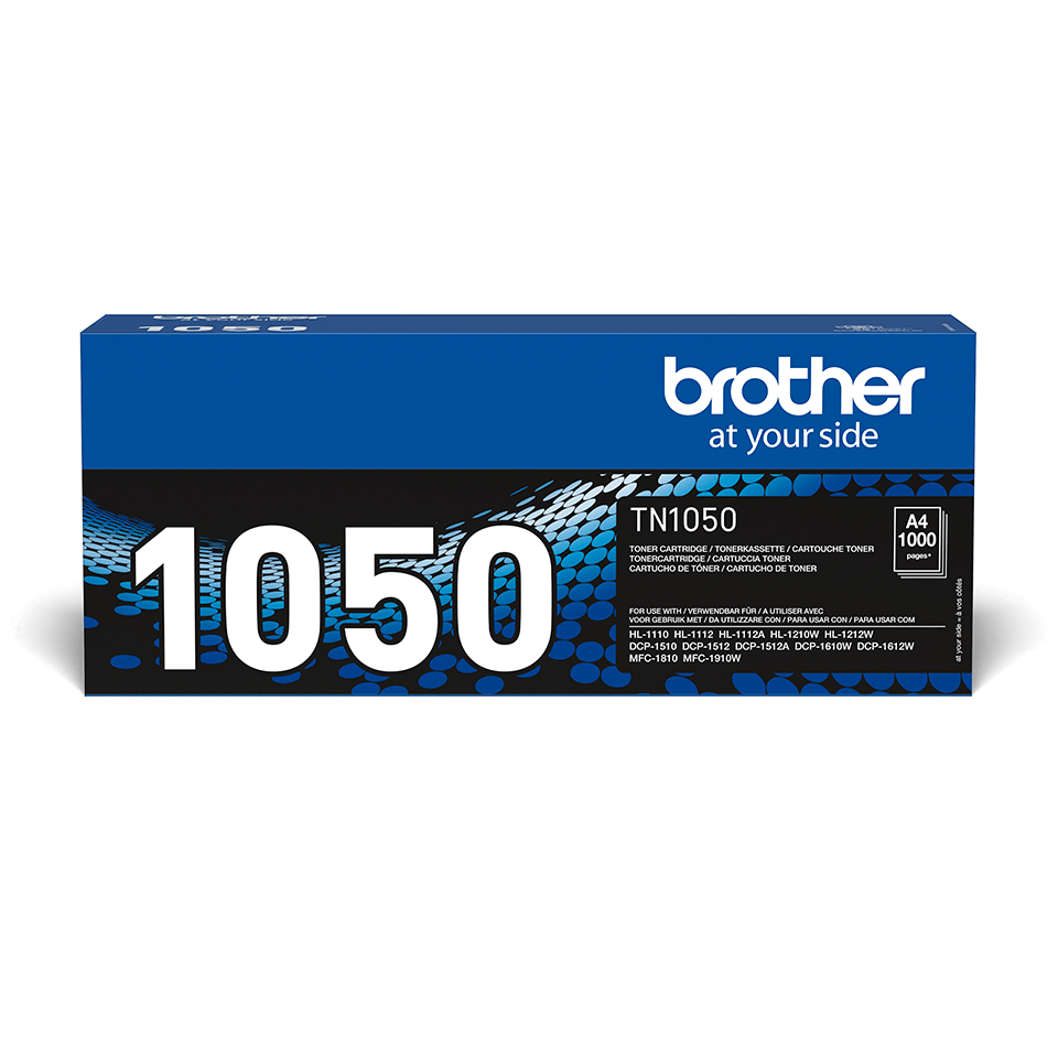 Originalen toner Brother TN-1050 – črn