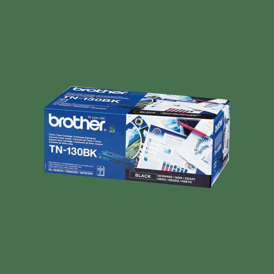 Originalen toner Brother TN-130BK – črn