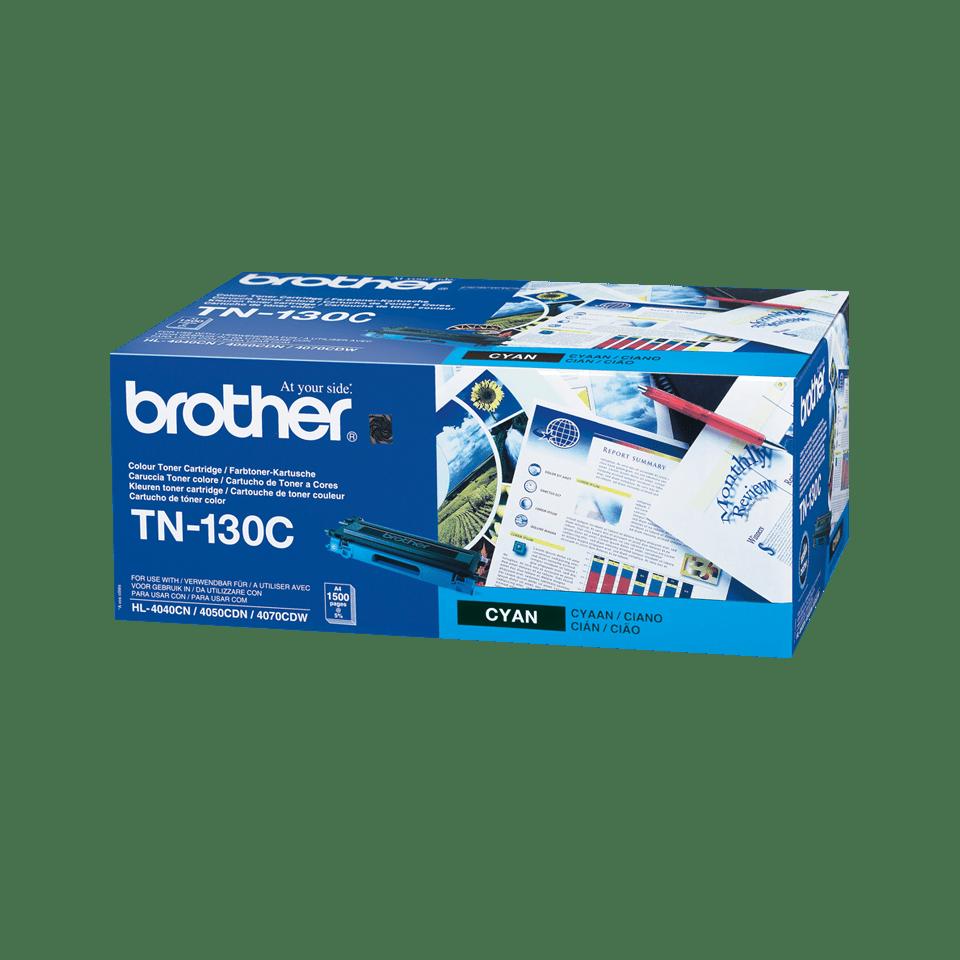 Originalen toner Brother TN-130C – cian