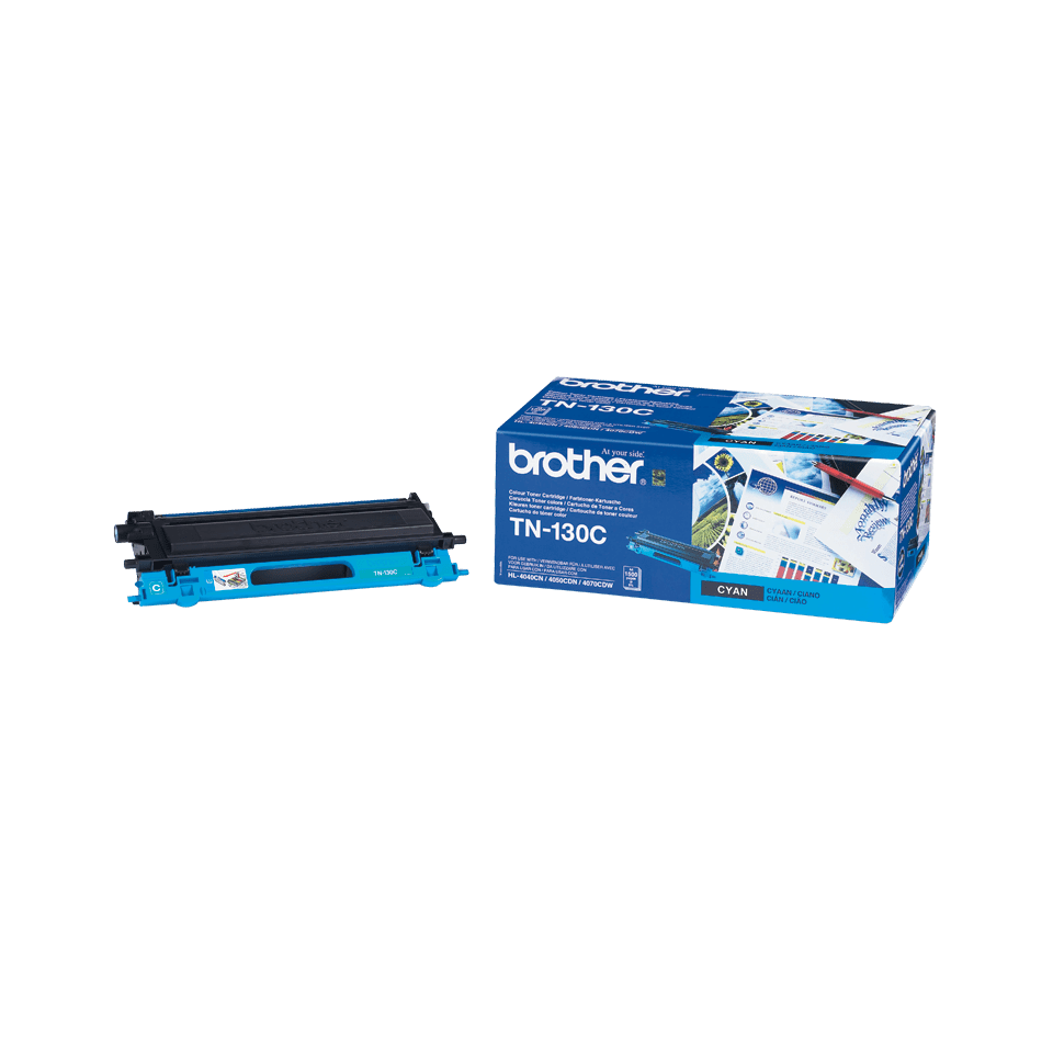 Originalen toner Brother TN-130C – cian