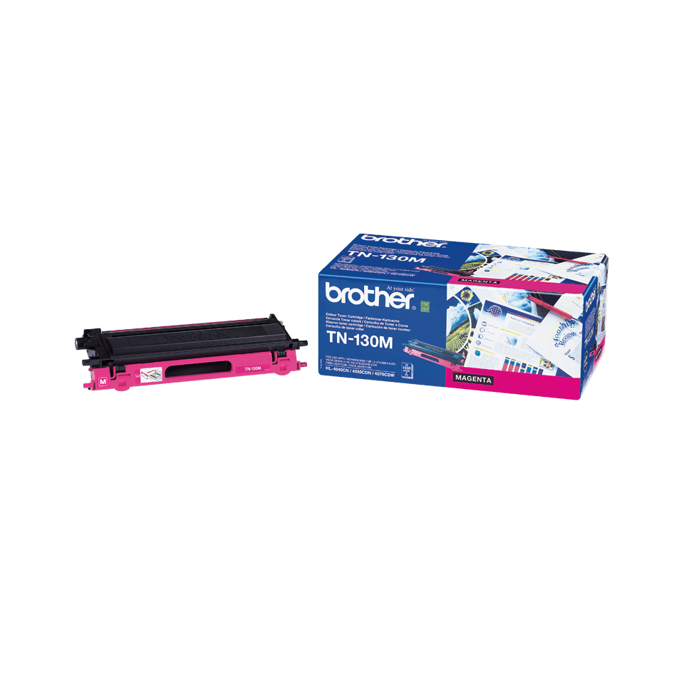 Originalen toner Brother TN-130M – magenta