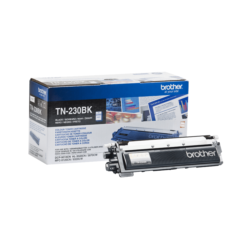 Originalen toner Brother TN-230BK – črn