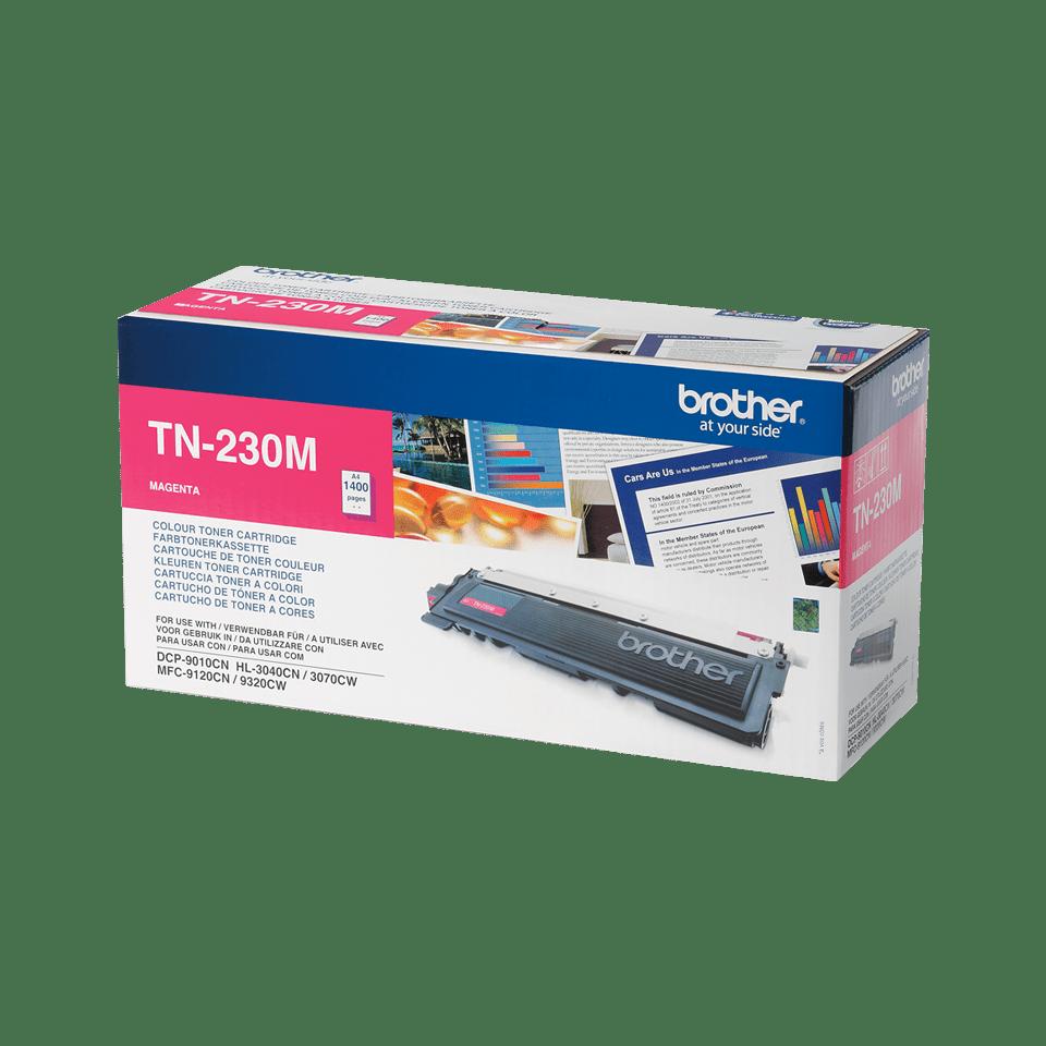 Originalen toner Brother TN-230M – magenta