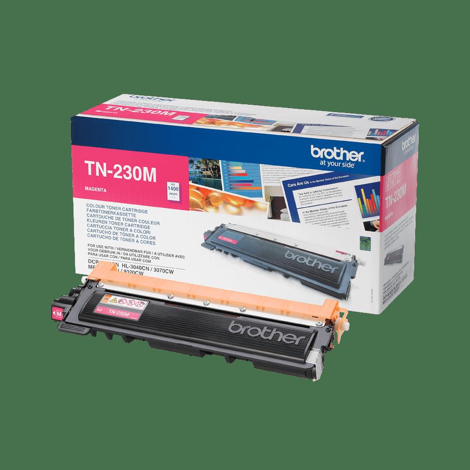 Originalen toner Brother TN-230M – magenta 2