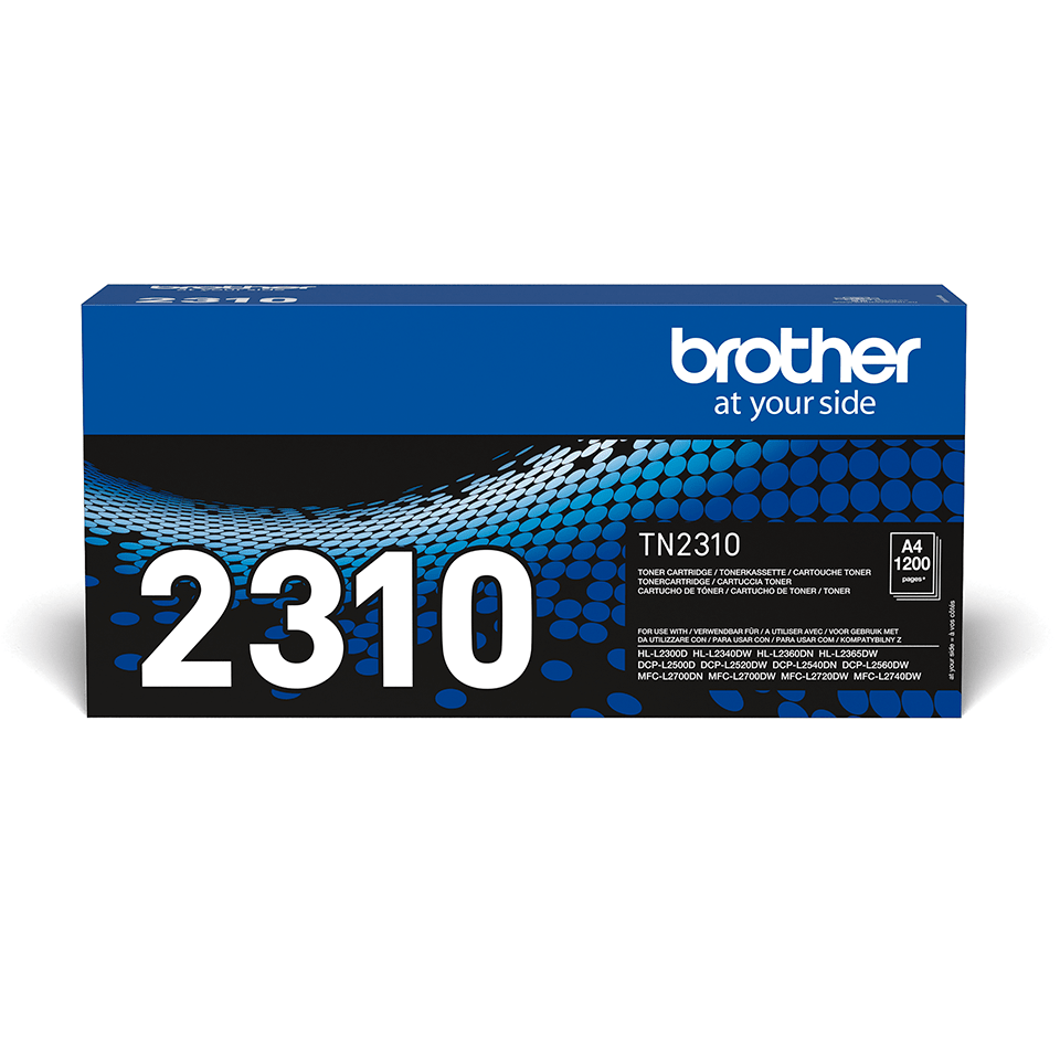 Originalen toner Brother TN-2310 – črn