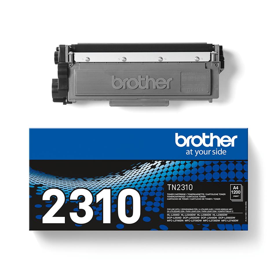 Originalen toner Brother TN-2310 – črn 2
