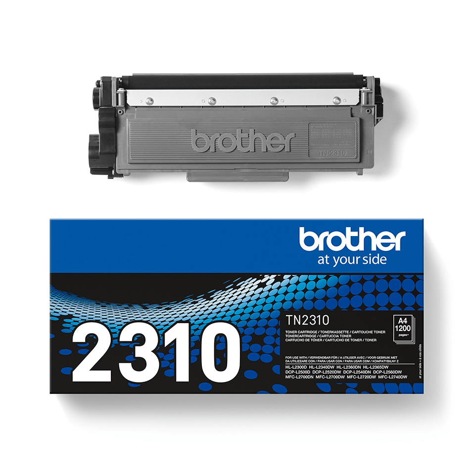 Originalen toner Brother TN-2310 – črn 3