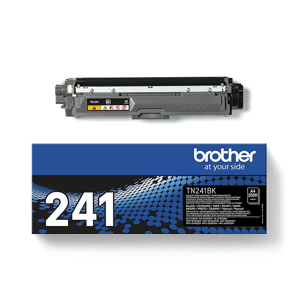 Originalen toner Brother TN-241BK – črn 2