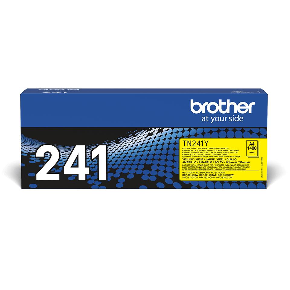 Originalen toner Brother TN-241Y – rumen