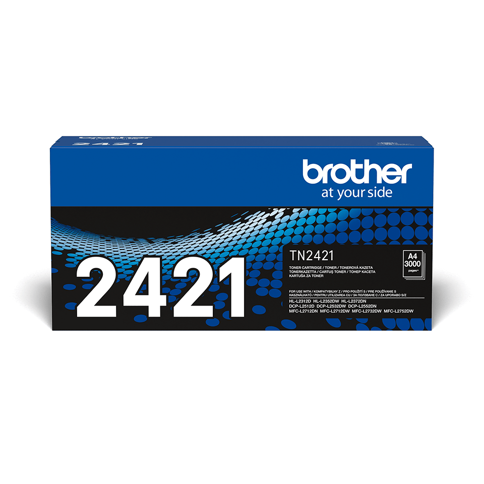 Originalni toner Brother TN-2421 - črni