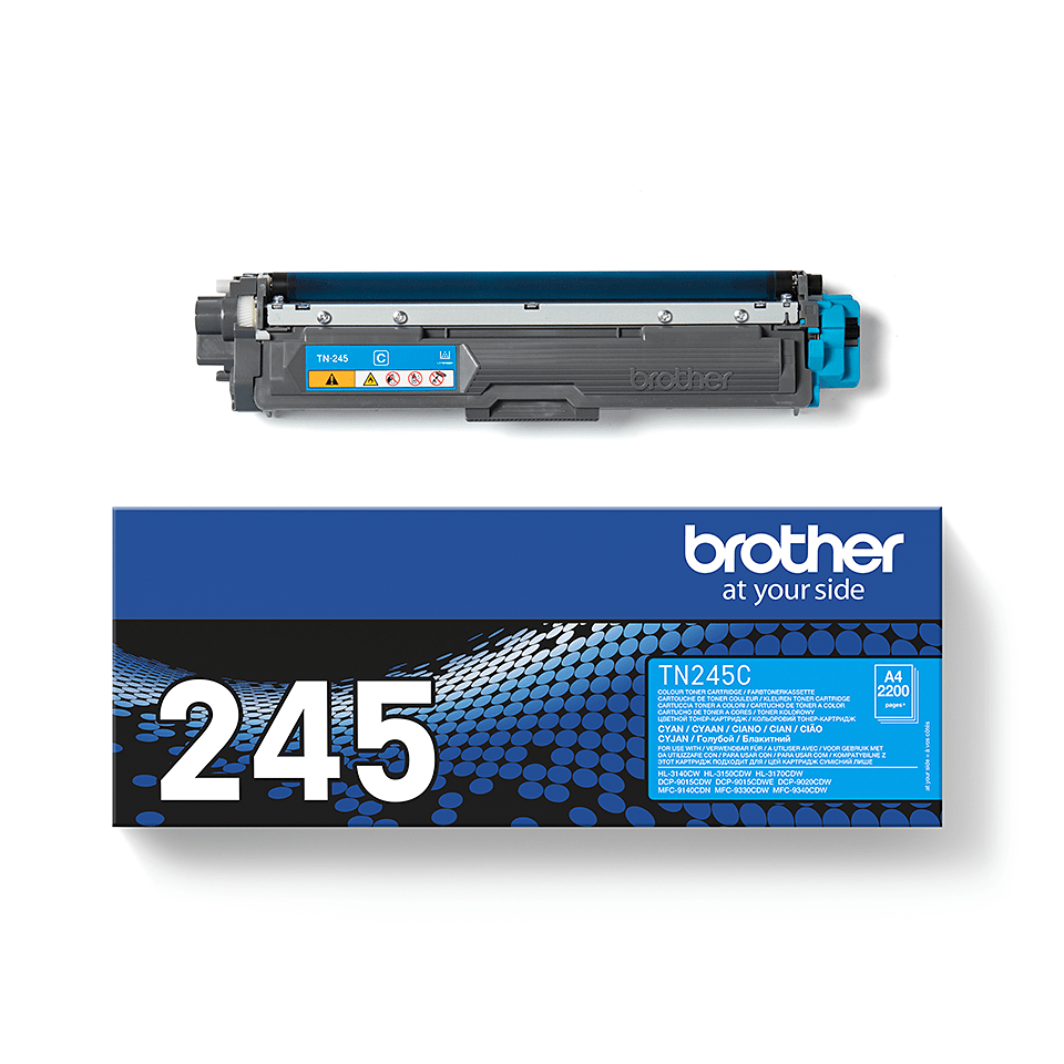 Originalen toner Brother TN-245C – cian 2