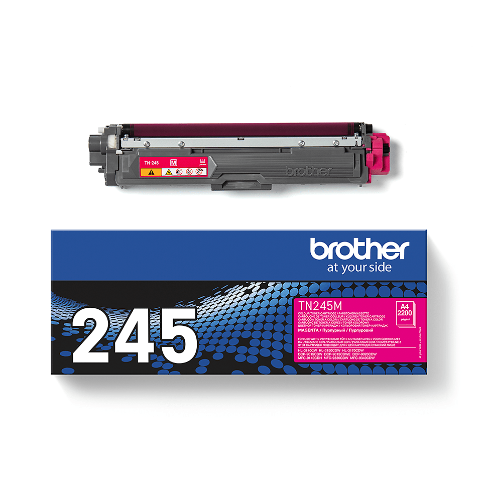 Originalen toner Brother TN-245M – magenta  2
