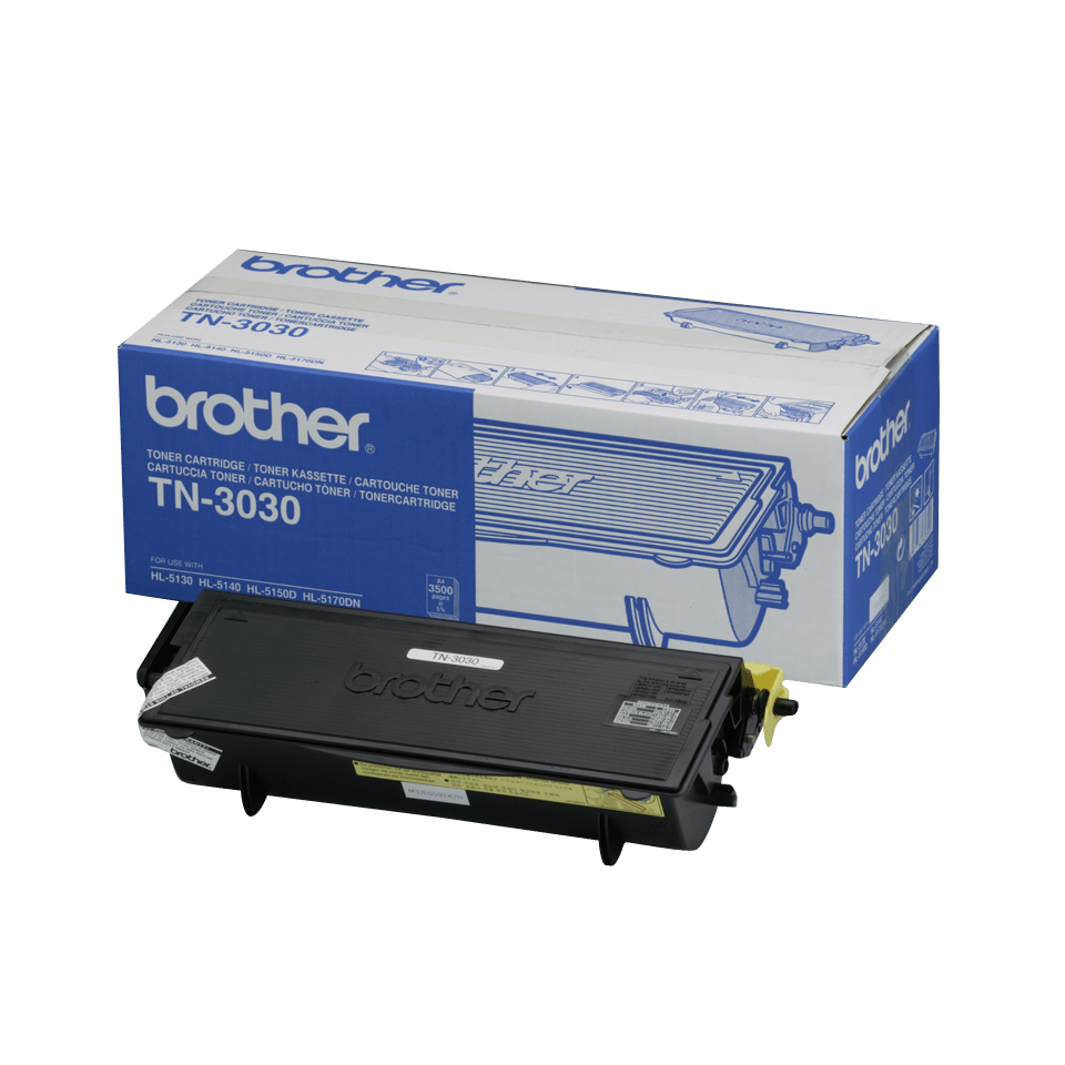 Originalen Brother TN-3030 veliki toner – črn