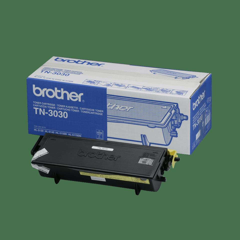 Originalen Brother TN-3030 veliki toner – črn