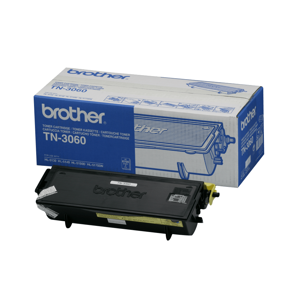 Originalen Brother TN-3060 veliki toner – črn