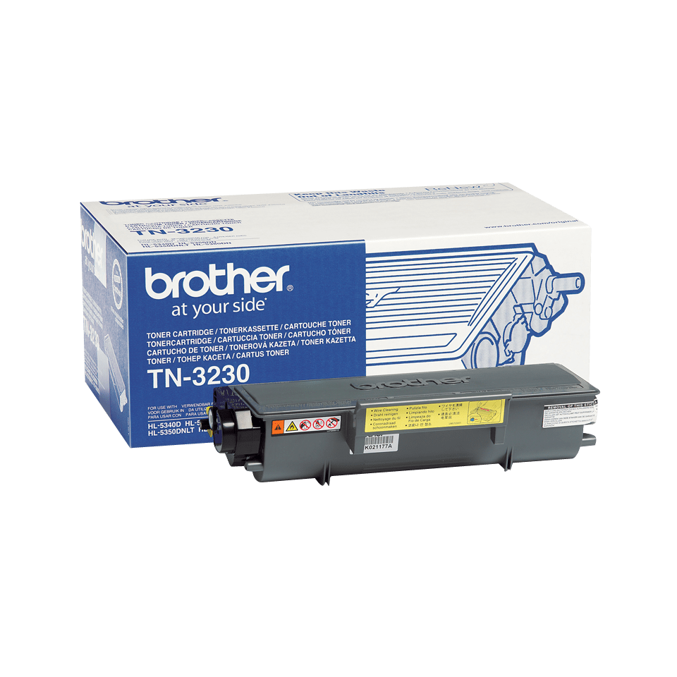 Originalen toner Brother TN-3230 – črn