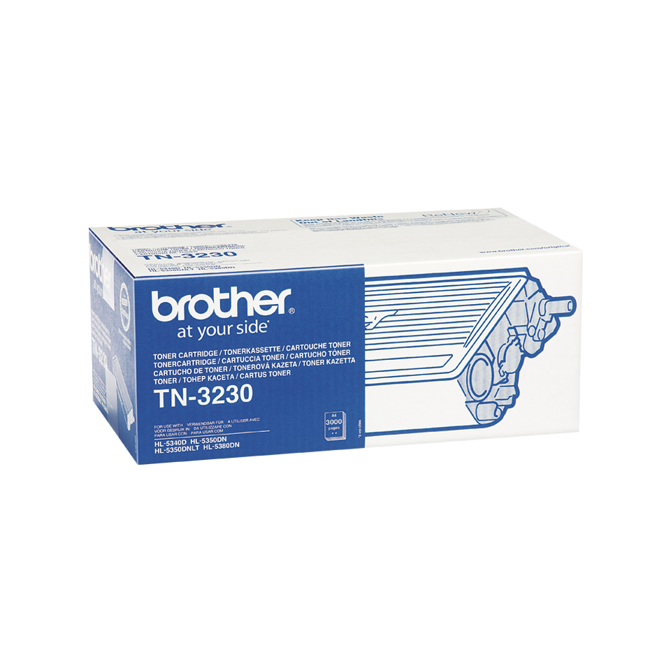 Originalen toner Brother TN-3230 – črn 2
