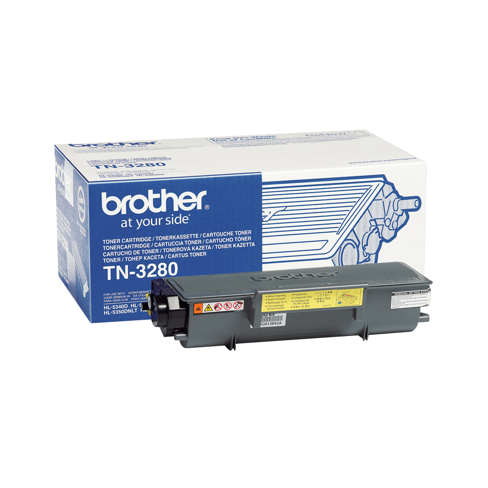 Originalen veliki toner Brother TN-3280 – črn
