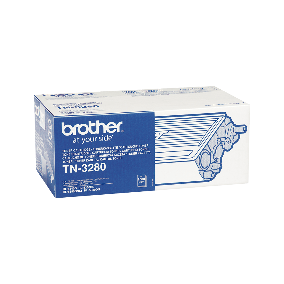 Originalen veliki toner Brother TN-3280 – črn 2
