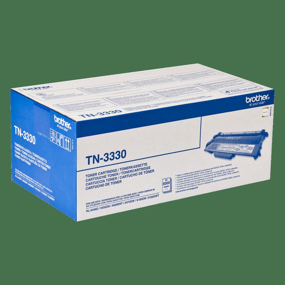 Originalen Brother TN-3330 toner – črn