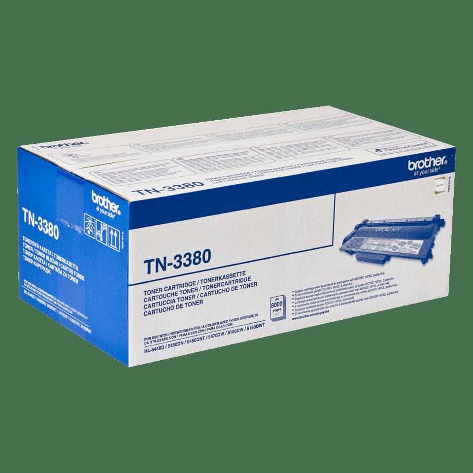 Originalen veliki toner Brother TN-3380 – črn 2