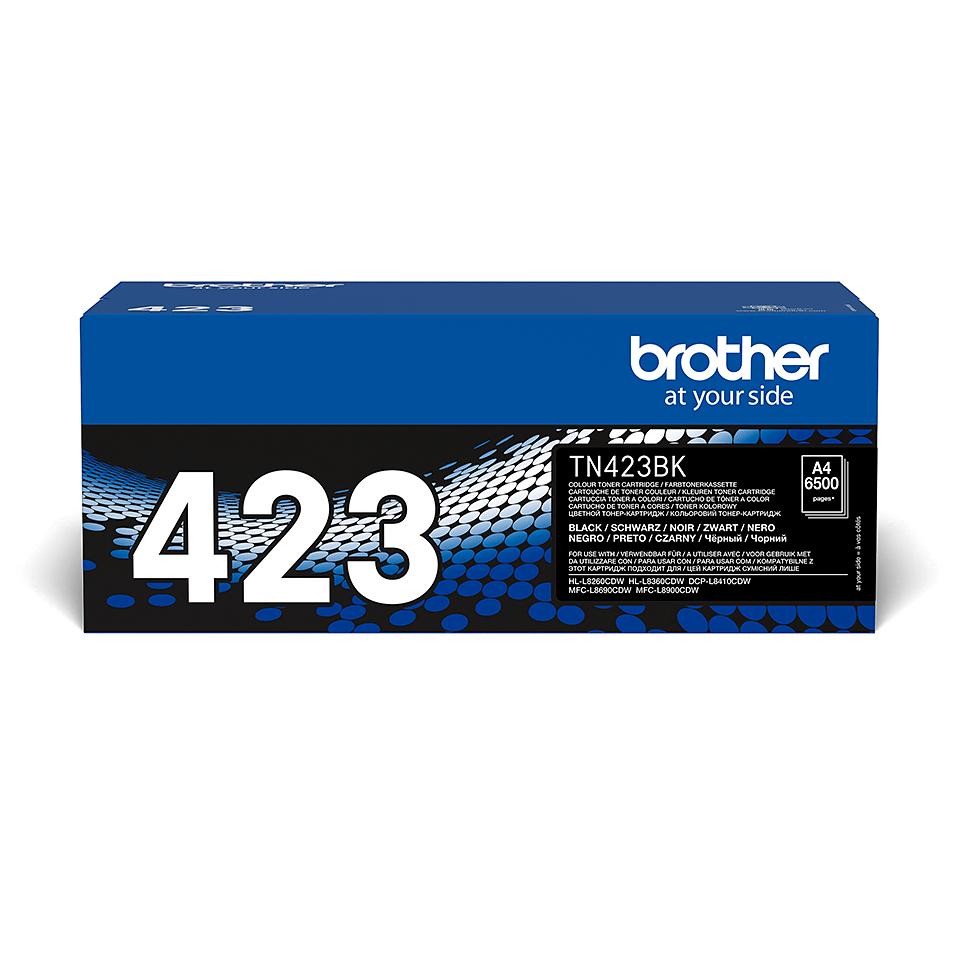 Originalen Brother TN-426BK toner – črn