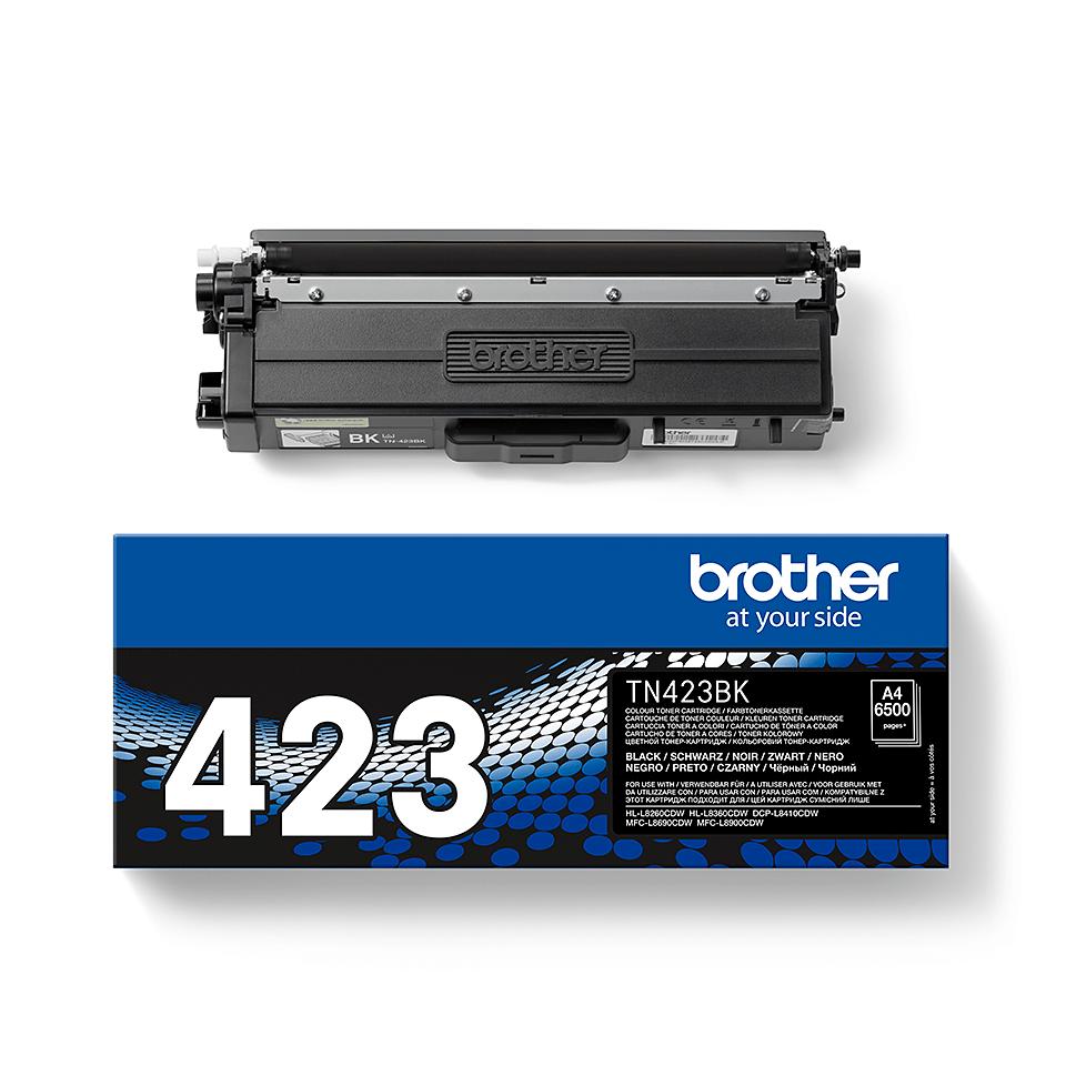 Originalen Brother TN-426BK toner – črn 2
