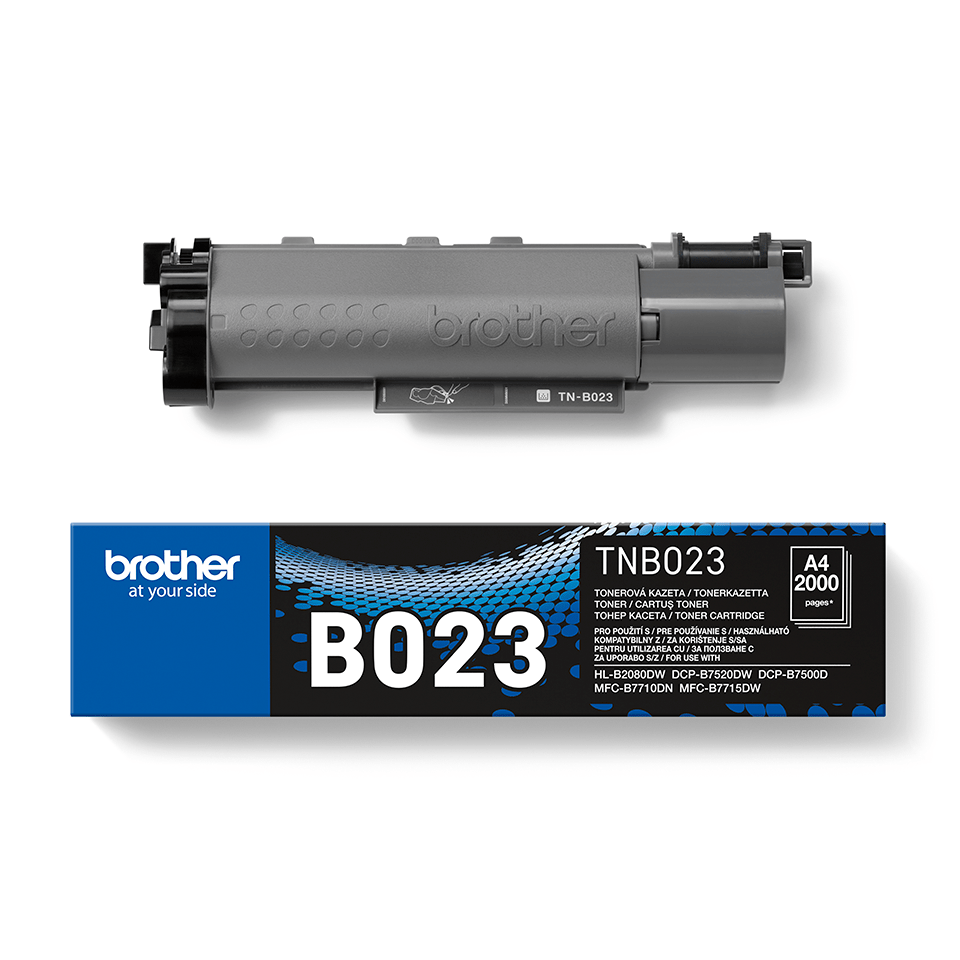 Originalni toner Brother TN- B023 TonerBenefit – črni 2