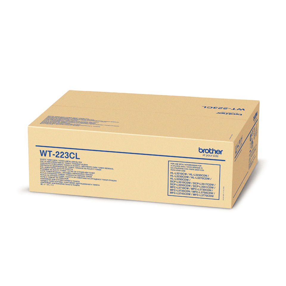 Originalna Brother WT-223CL škatla za odpadni toner