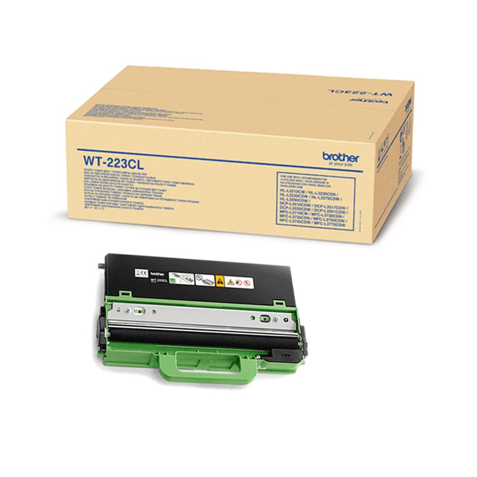 Originalna Brother WT-223CL škatla za odpadni toner 2