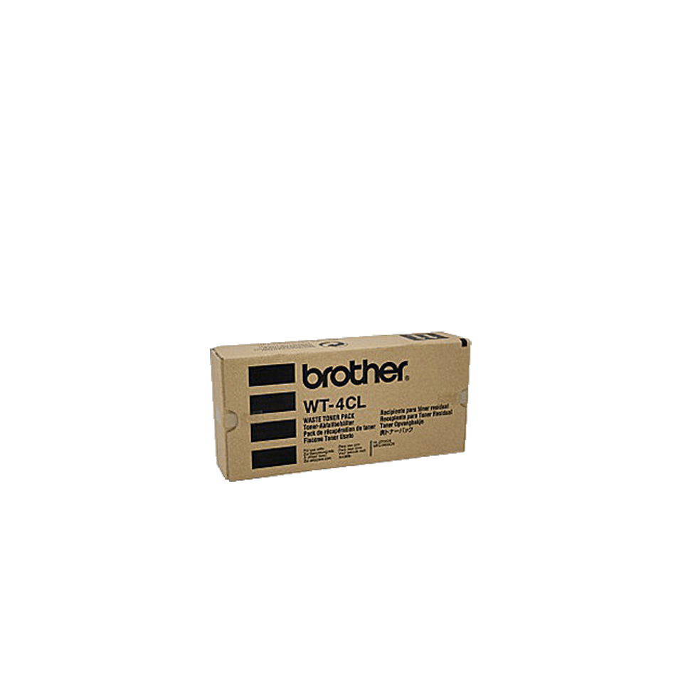 Originalna Brother WT-4CL škatla za odpadni toner