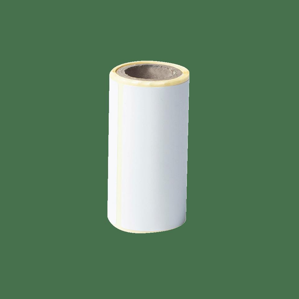BDE-1J044076-040 rola z izsekanimi nalepkami za neposredno termično tiskanje