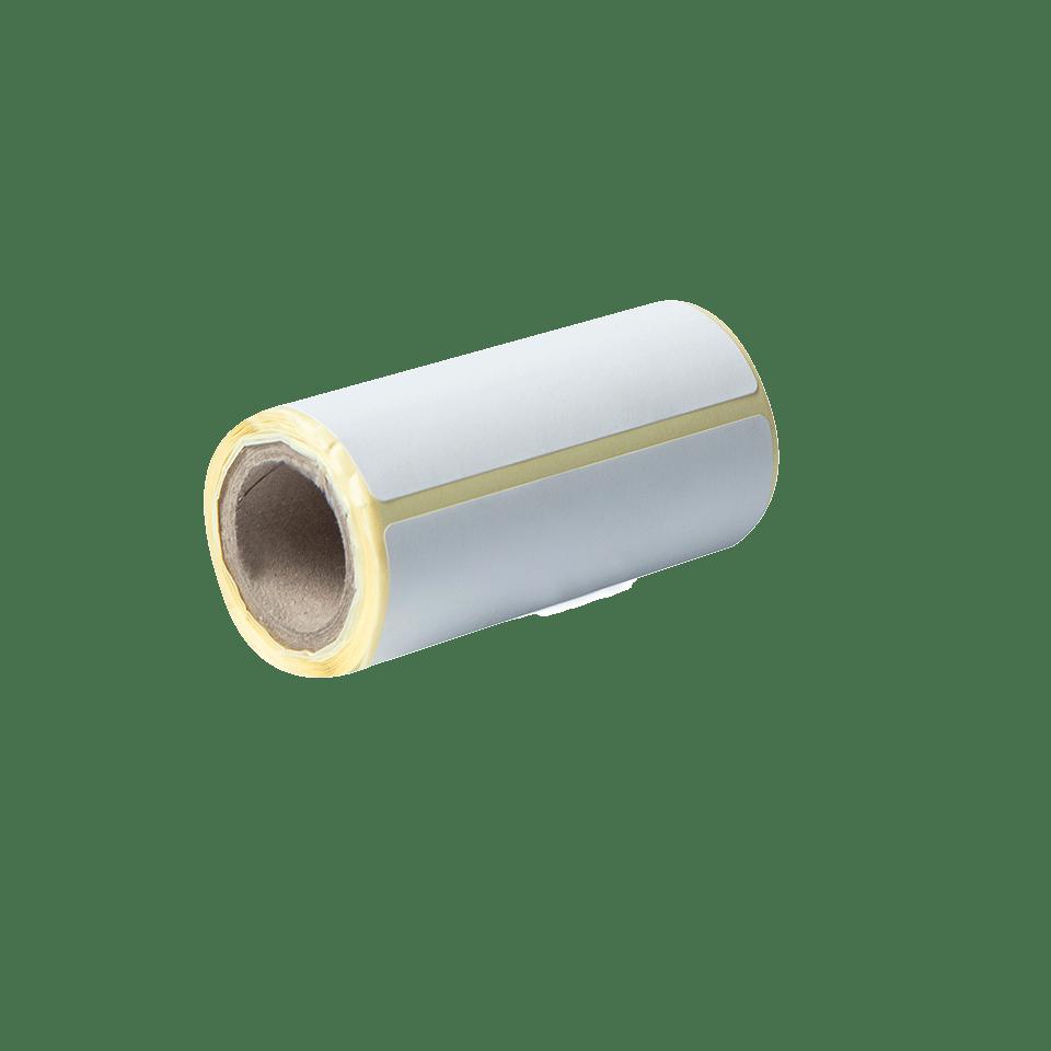 BDE-1J044076-040 rola z izsekanimi nalepkami za neposredno termično tiskanje 3