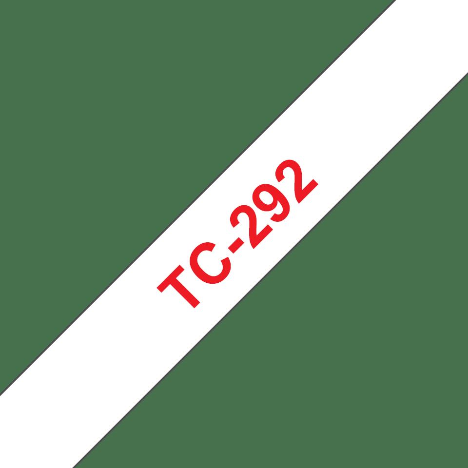 Originalna Brother TC-292 kaseta s trakom za označevanje