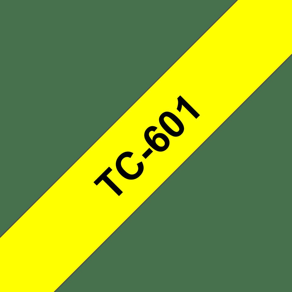 Originalna Brother TC-601 kaseta s trakom za označevanje