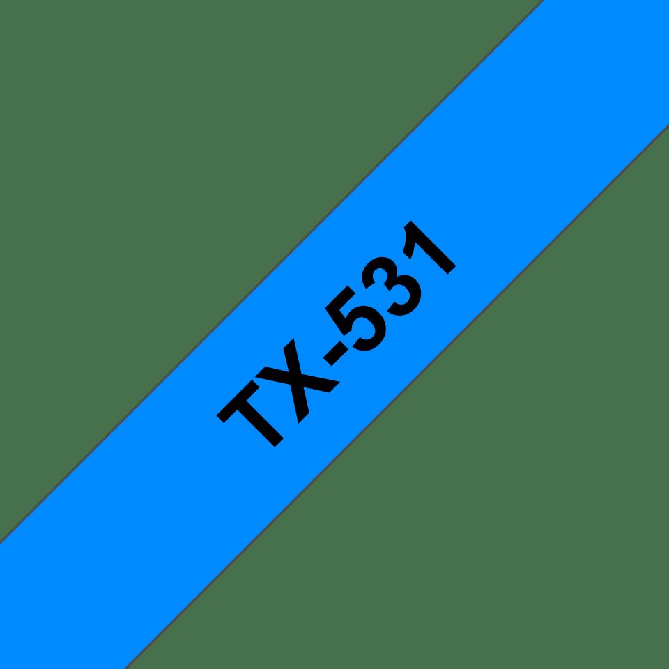 Originalna Brother TX-531 kaseta s trakom za označevanje