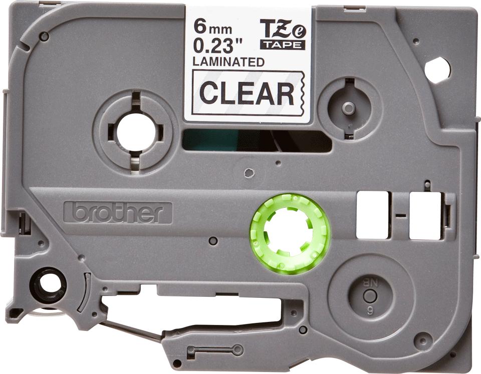 Originalna Brother TZe-111 kaseta s trakom za označevanje 2