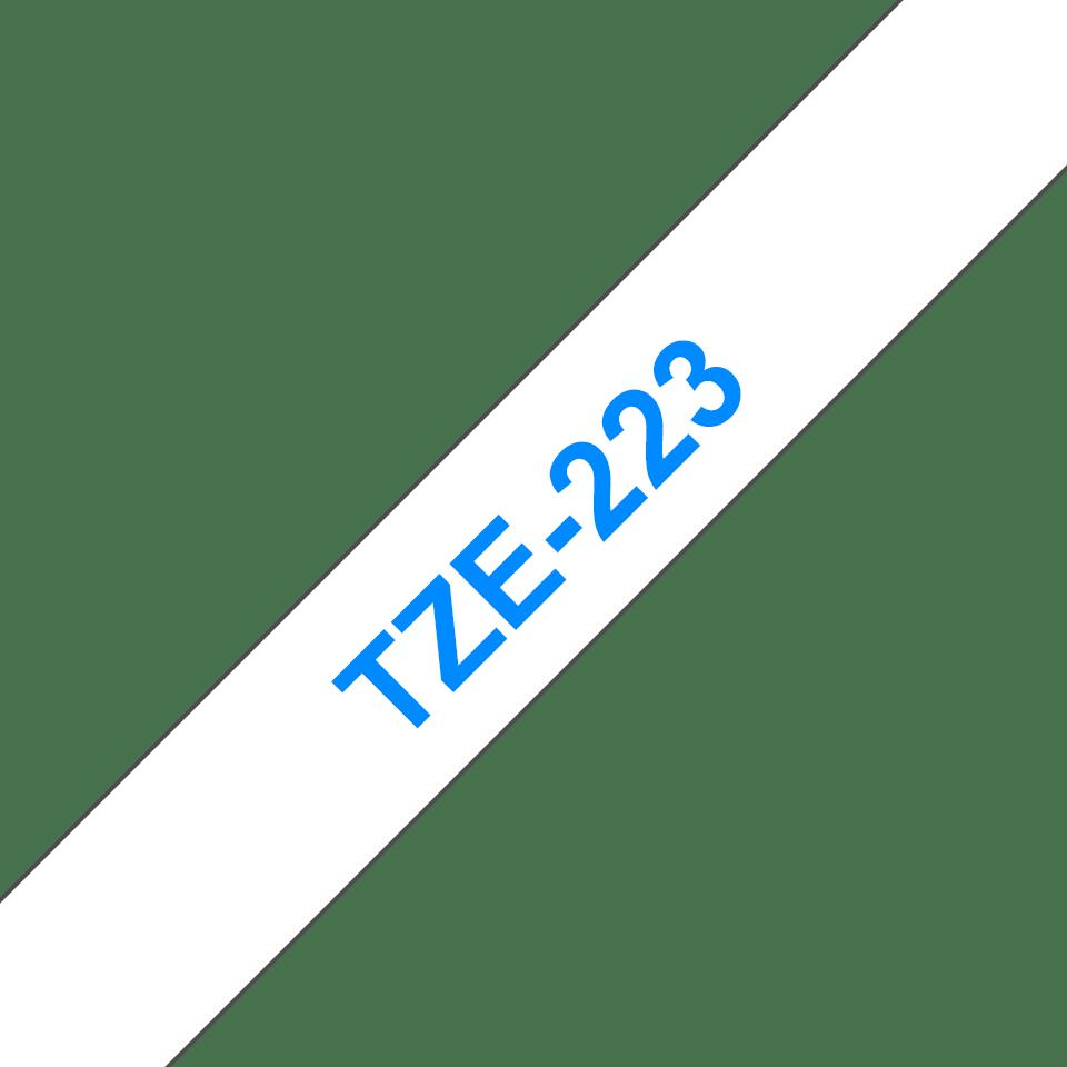 Originalna Brother TZe-223 kaseta s trakom za označevanje