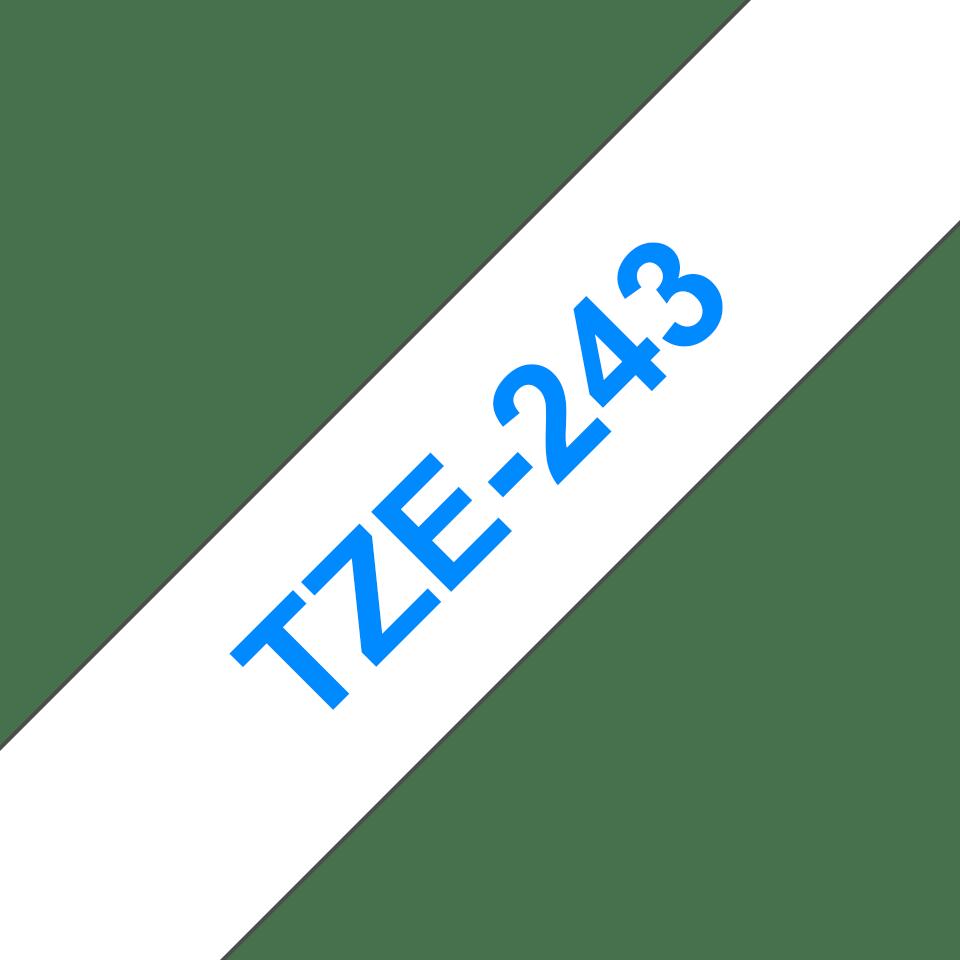 Originalna Brother TZe-243 kaseta za označevanje