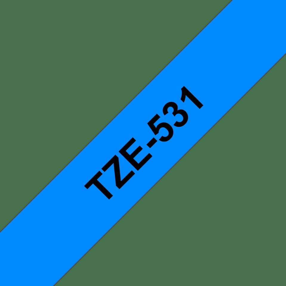 Originalna Brother Brother TZe-531 kaseta s trakom za označevanje
