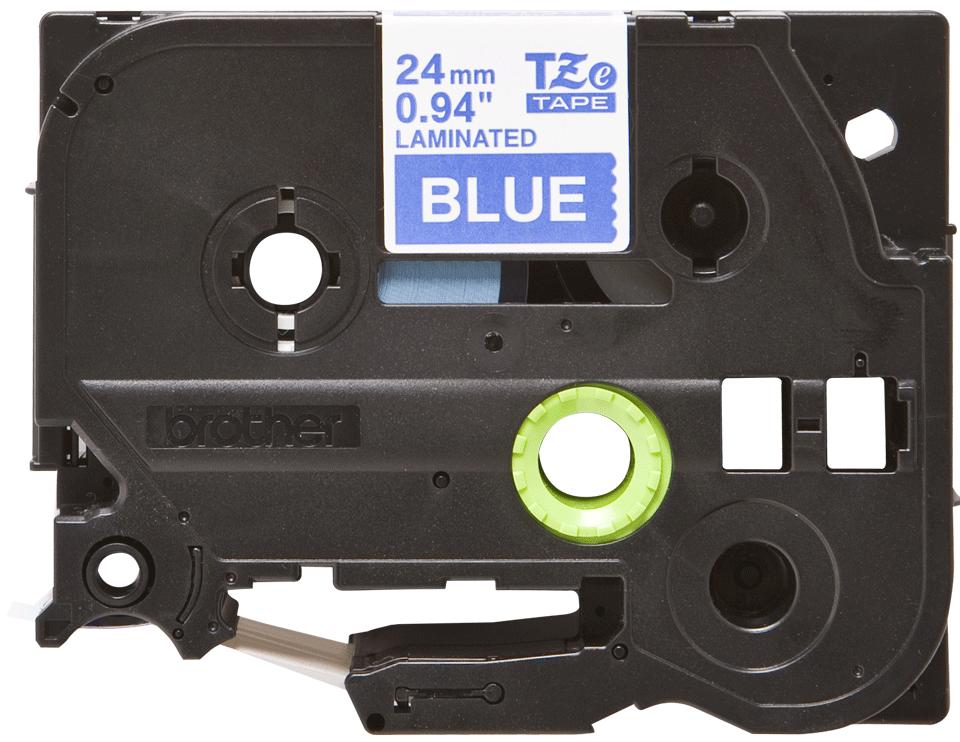 Originalna Brother TZe-555 kaseta s trakom za označevanje 2
