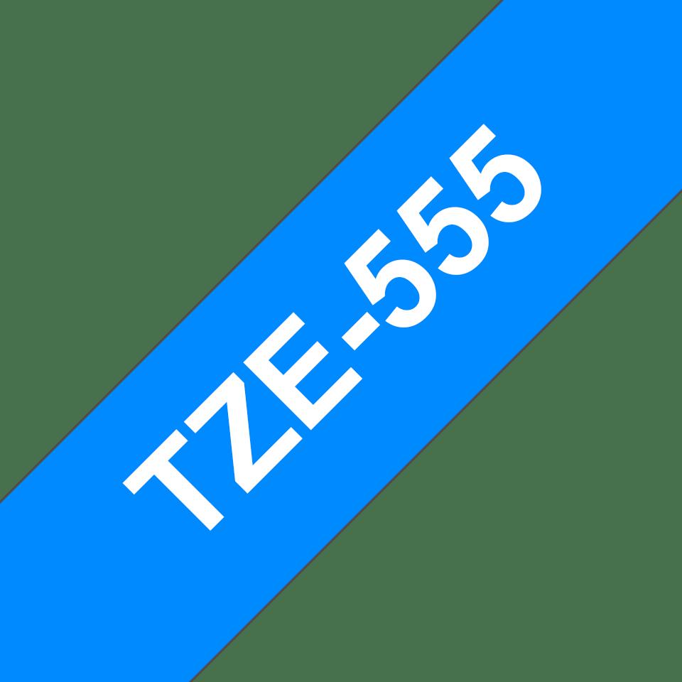 Originalna Brother TZe-555 kaseta s trakom za označevanje