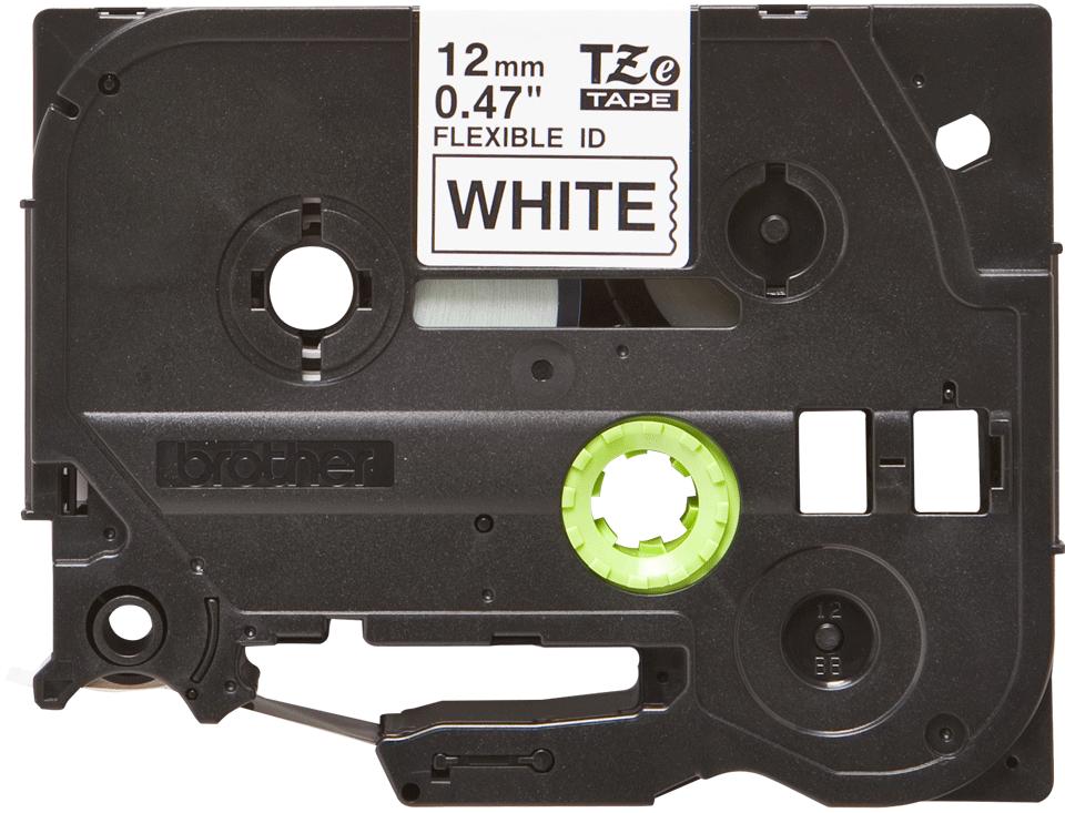 Originalna Brother TZe-FX231 kaseta s prilagodljivim ID-trakom za označevanje 2