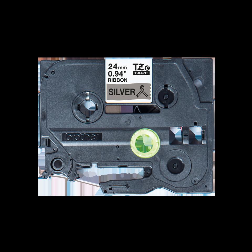 Originalna Brother TZe-R951 kaseta s satenastim darilnim trakom za označevanje 2