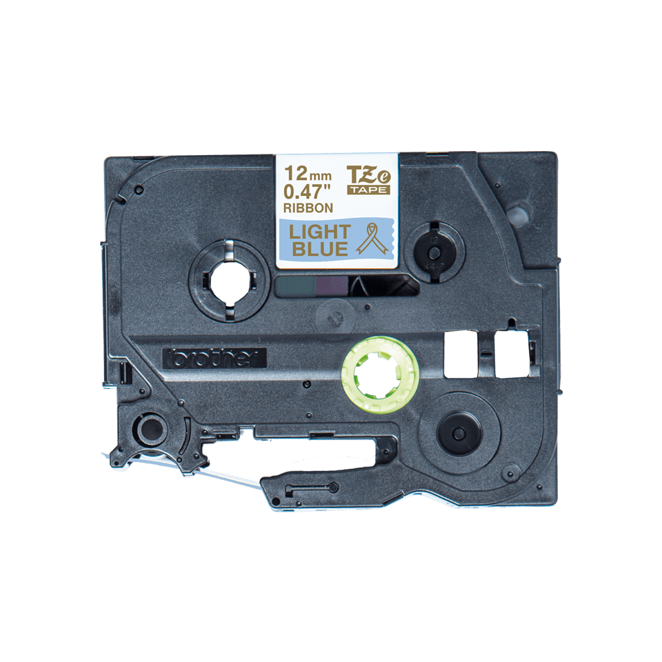 Originalna Brother TZe-RL34 kaseta s satenastim darilnim trakom za označevanje 2