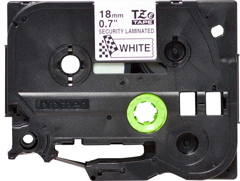 Originalna Brother TZe-SE4  kaseta s trakom za označevanje 2